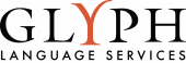 Glyph Translation Services Logo